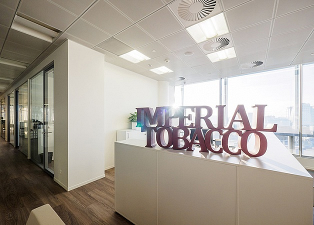 Офис компании Imperial Tobacco, Москва